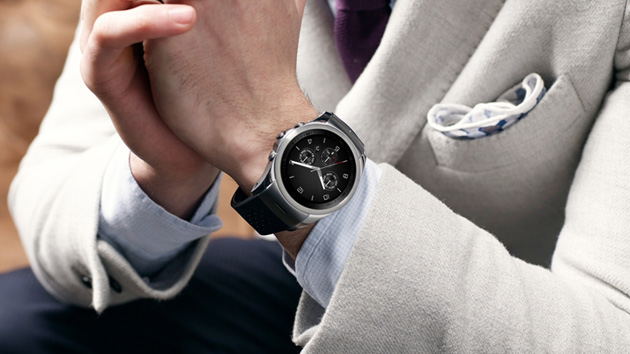 LG Urban Watch Already Has An Upgraded Fancy Version