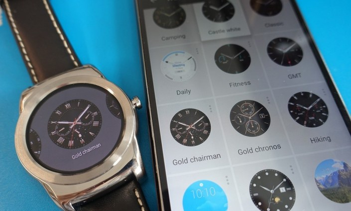android-wear-watchfaces