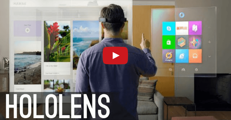 The Microsoft Hololens Explained – In A Simple Great Way