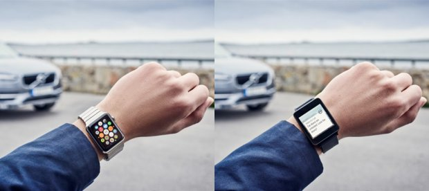 Volvo Will Release a Smartwatch App To Control Your Car