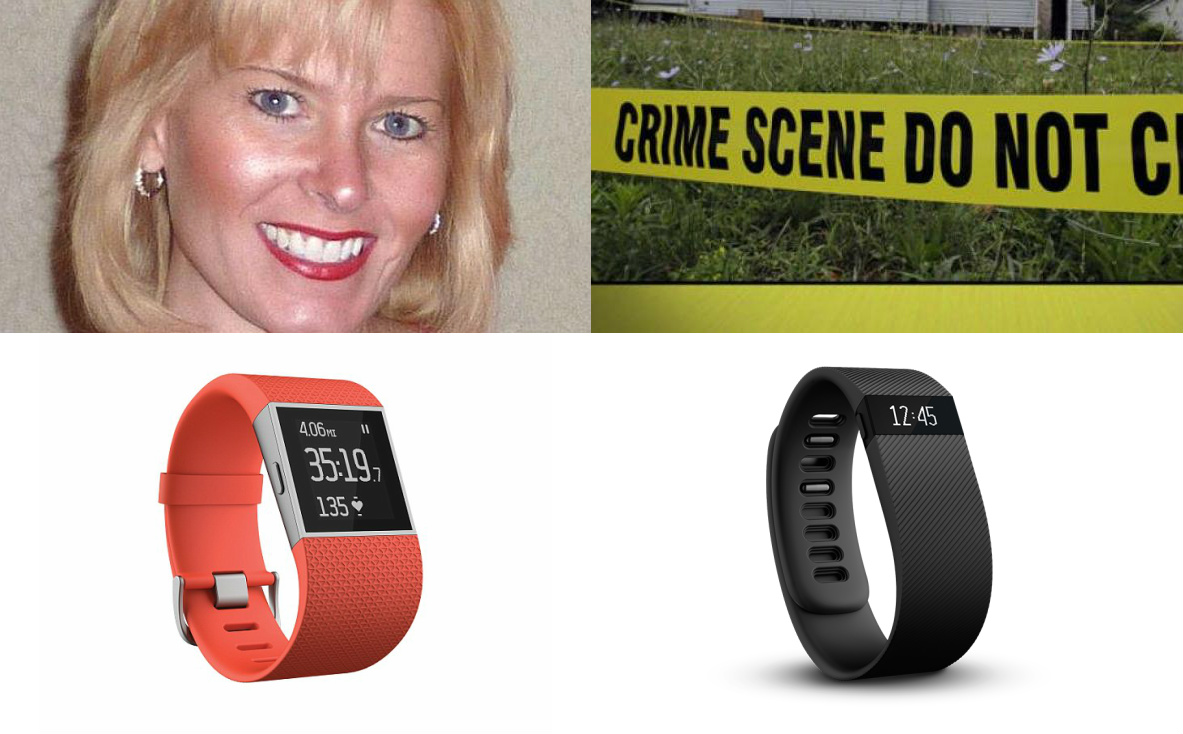 The Police Used The FitBit Fitness Tracker Datas To Investigate A Crime