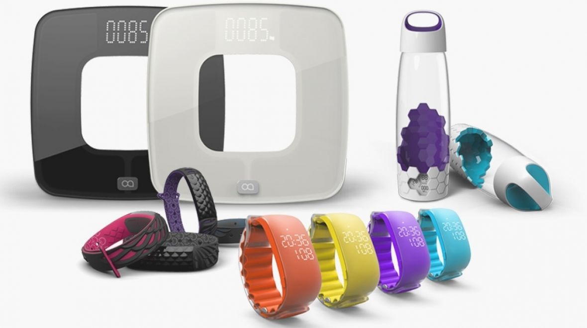 Oaxis Wellness Suite, a Complete Health Tracking System