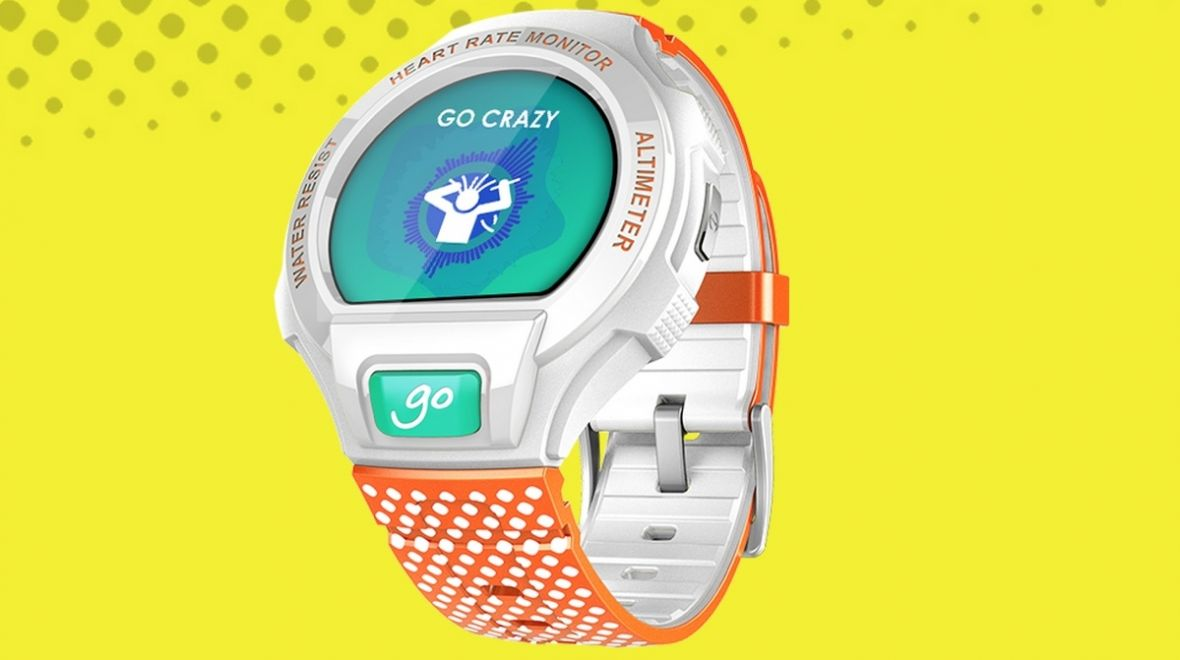 The Go Watch by Alcatel will monitor your Mood