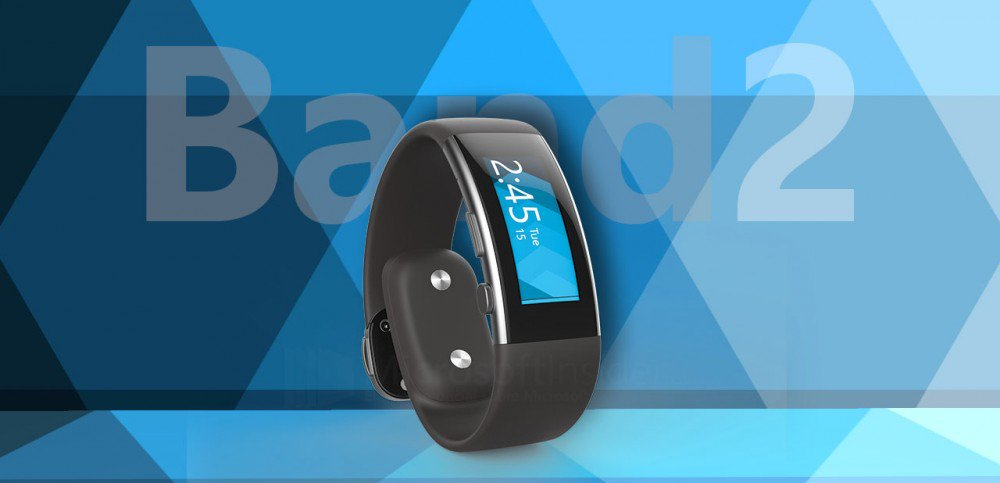 Microsoft Band 2 Leaked photos and specs