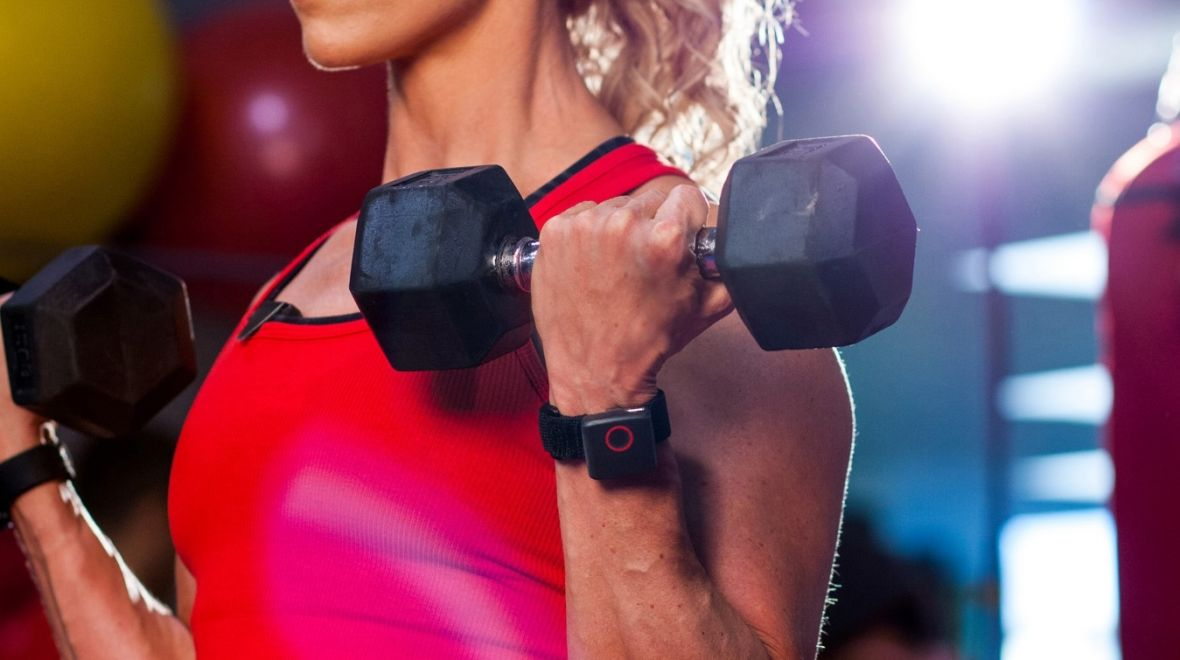 Ollinfit wearable will be your real time coach