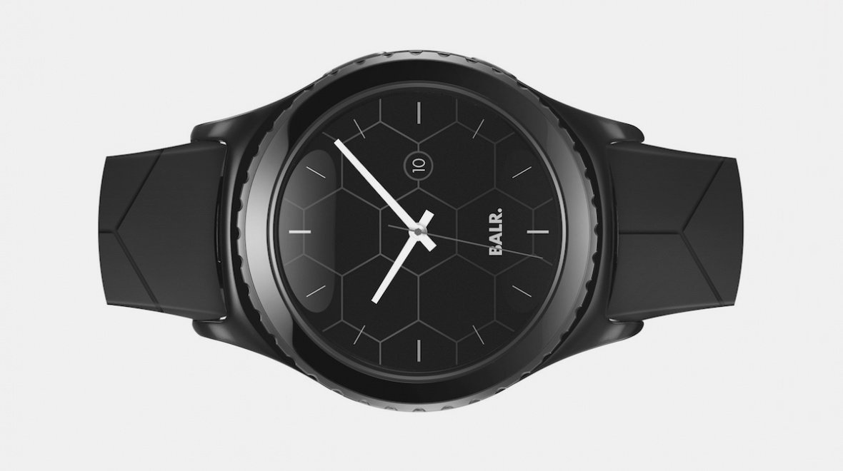 Samsung Gear S2 BALR edition is launched