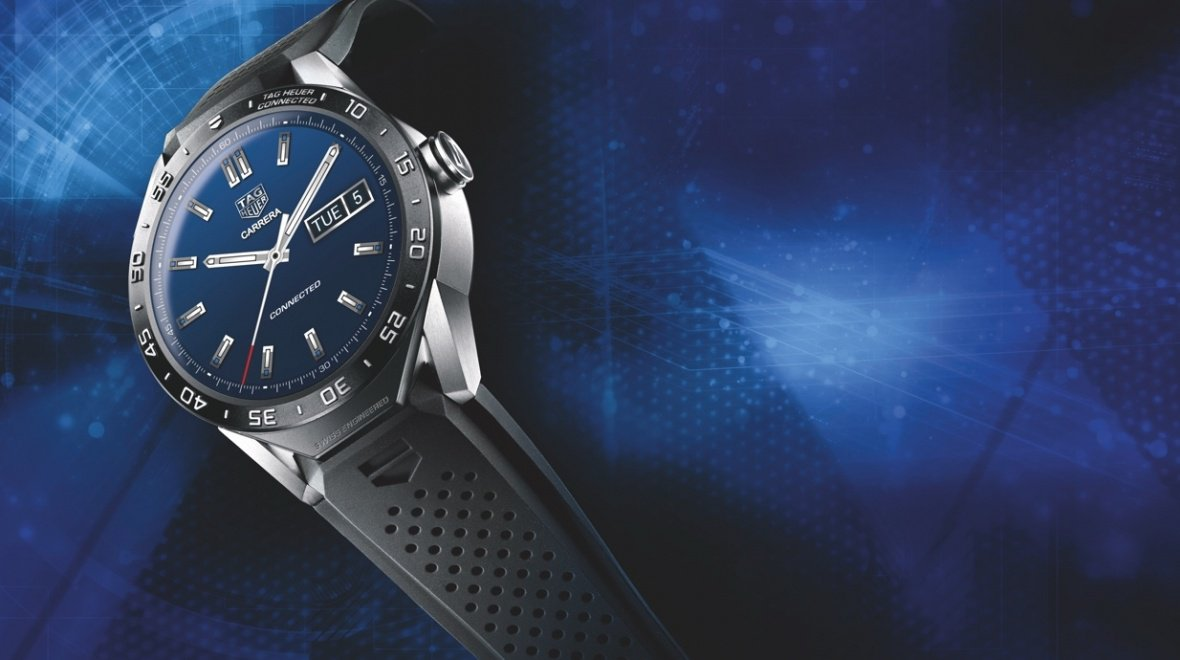 Tag Heuer Connected is officially unveiled