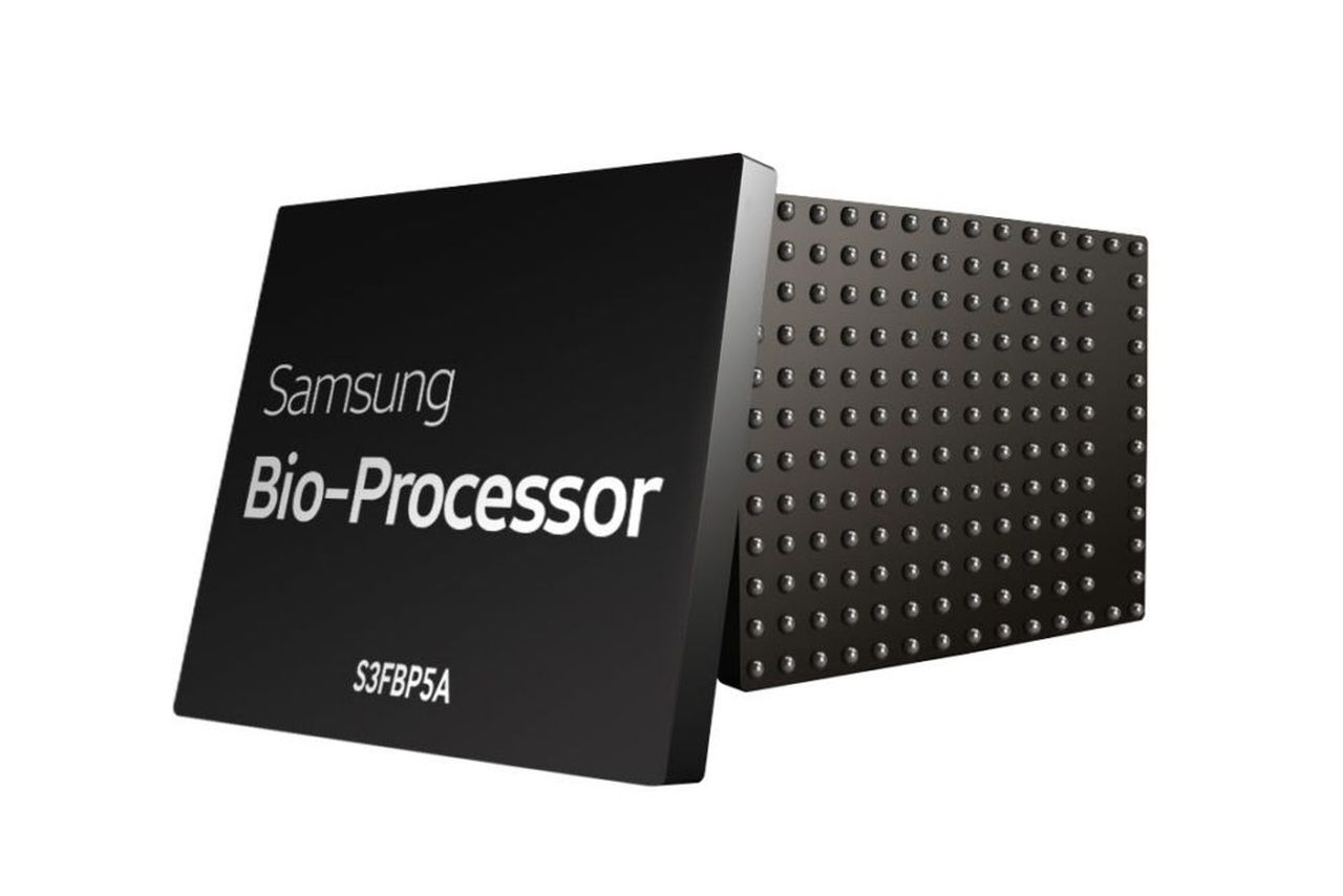 Samsung's new Bio-Processor will revolutionize health tracking