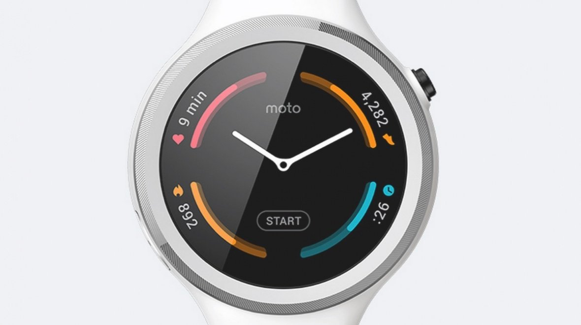 Moto 360 sport version will go on sale