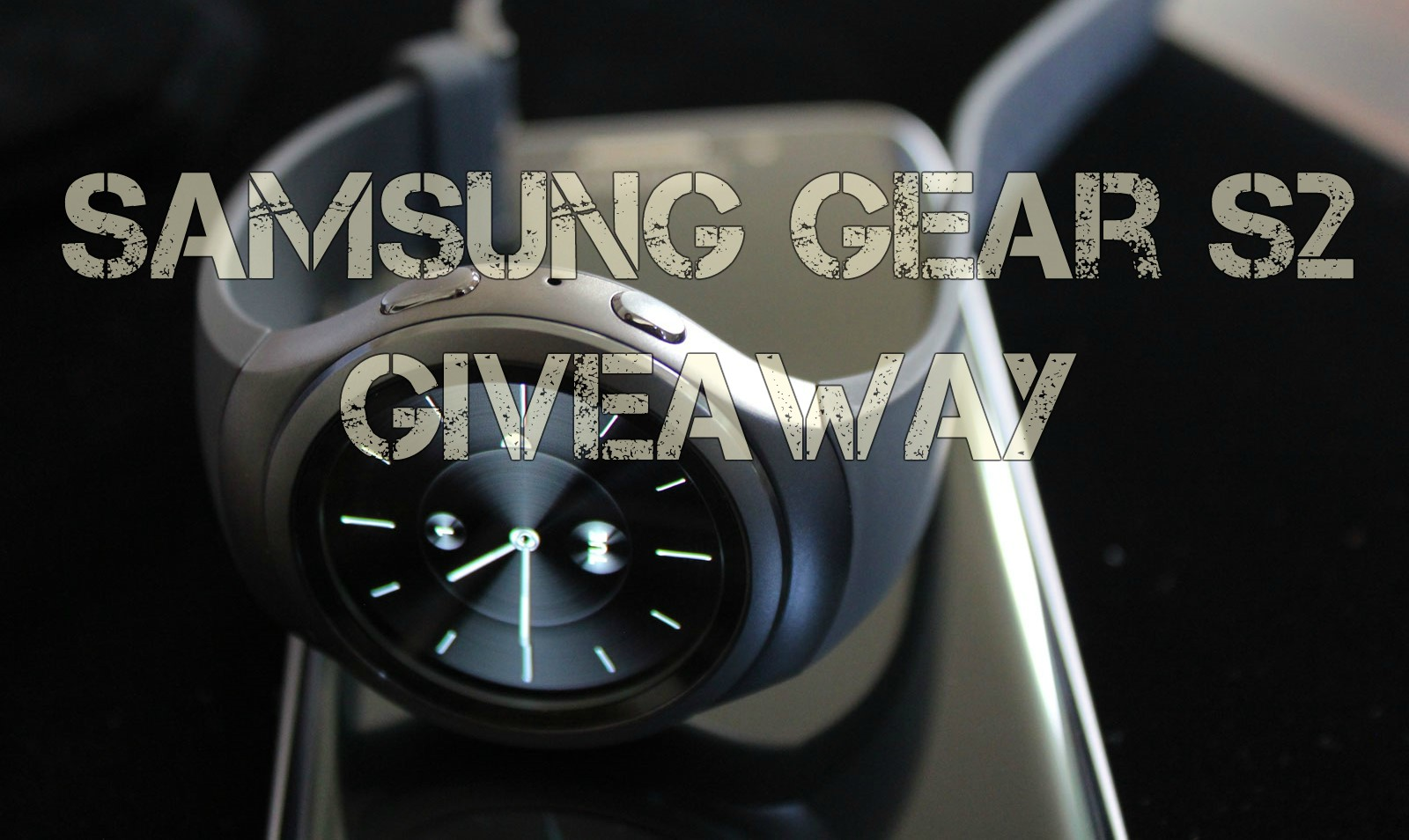 Samsung Gear S2 Giveaway!