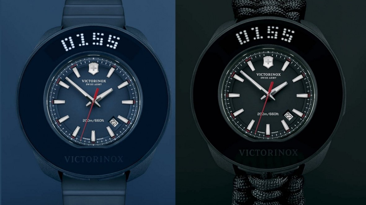 Acer teams up with Victorinox INOX to make your watch smarter