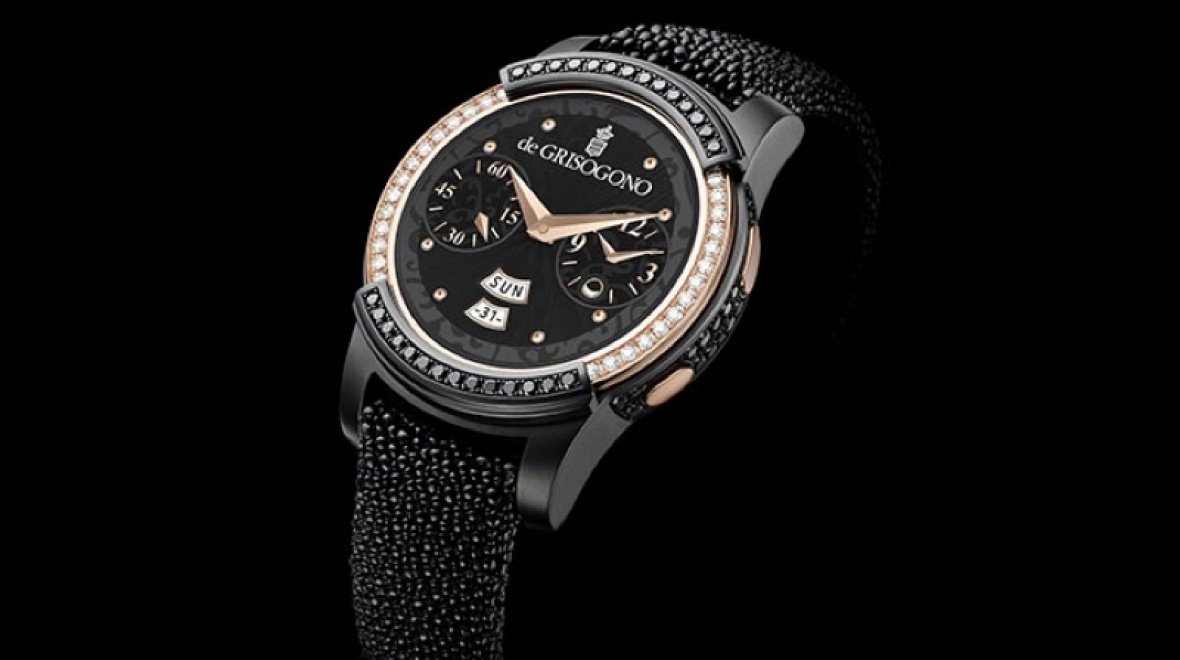 Samsung release a Grisogono edition for its Gear S2 Smartwatch