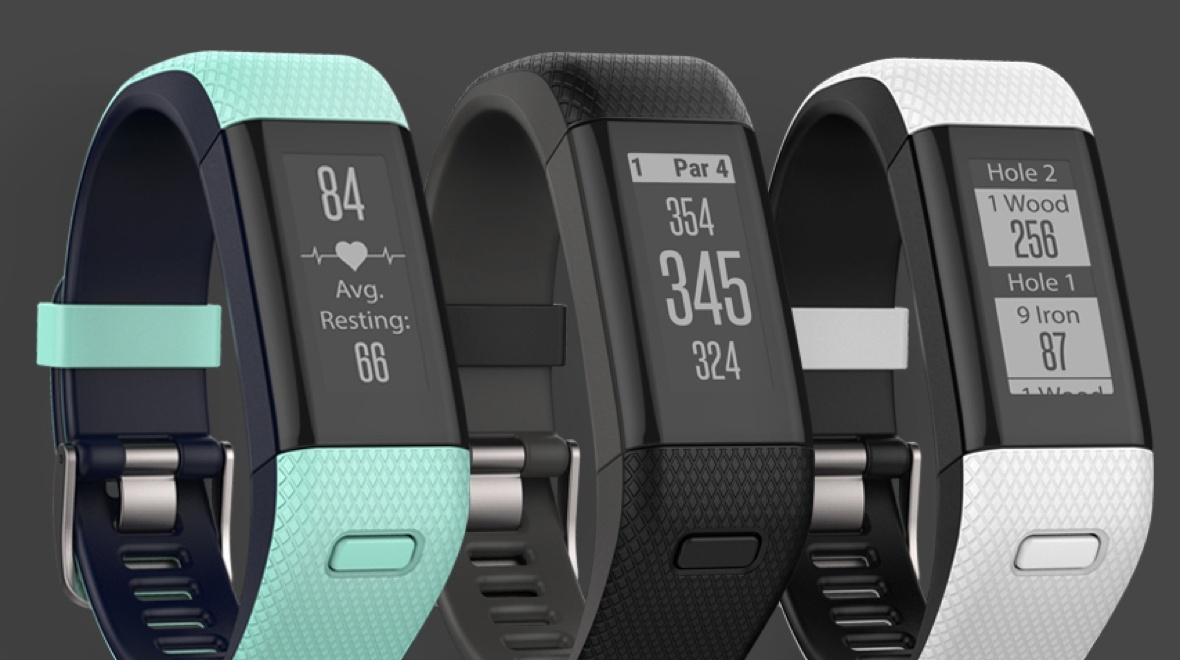 Garmin Launches the Approach X40 Golf Band