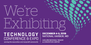 ASAE Technology Conference & Expo Exhibiting