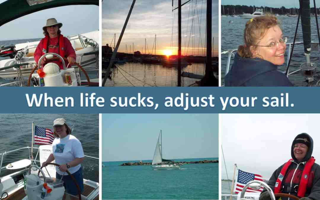 Learning to Adjust Your Sail