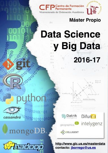 Máster Propio en Data Science y Big Data
