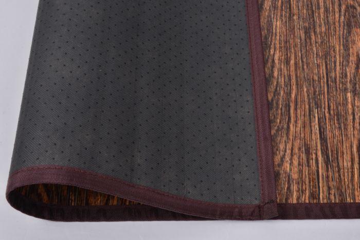 tapis bambou 160x230 naturel marron