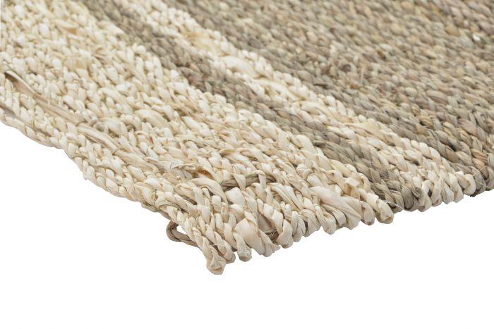 tapis roseau 180x120 tresse naturel