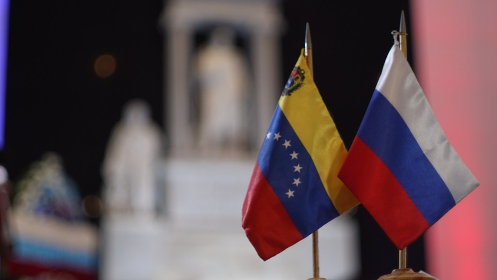 Beginning in 2001, Venezuela and Russia have tightened their ties by signing dozens of cooperation agreements (Photo/Dreamstime)