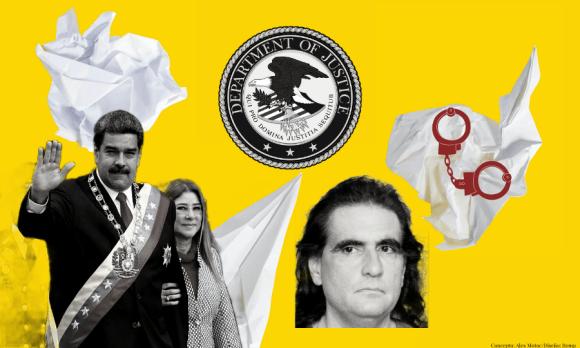 El expediente de un lavador de dinero en Venezuela guarda dos docenas de acusados