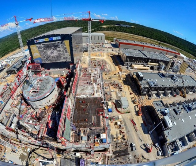 The Iter Site In Early July 2018 Project Metrics Indicate That The Level Of Design