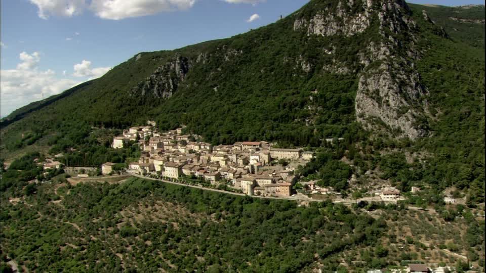 Monte Eolo - Cesi - Terni