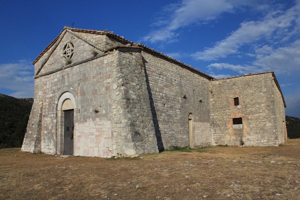 Eremo di Sant'Erasmo - Cesi - Terni