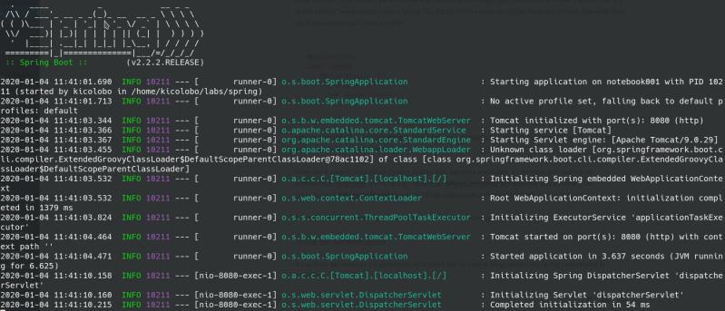 Transformando seus scripts Groovy em microserviços com Spring Boot! 1