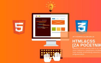 HTML&CSS radionica