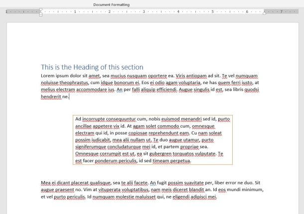 How to change background color of a page in Word - ITFixed