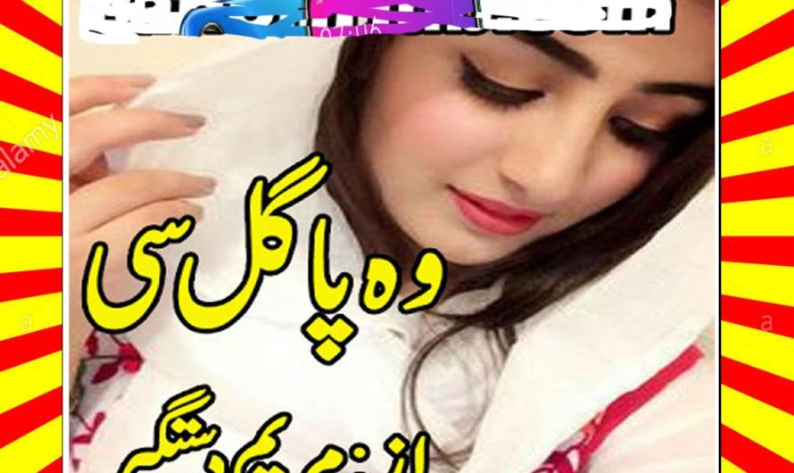 Woh Pagal Si Urdu Novel By Maryam Dastgir