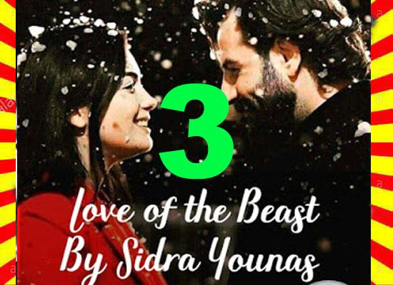 Love Of The Beast Urdu Novel By Sidra Younas Part 3