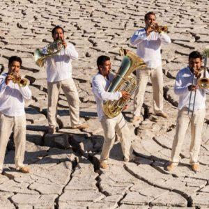 Youth Day Concert: M5 Mexican Brass Quintet @ Hyatt Regency - Rio Grande