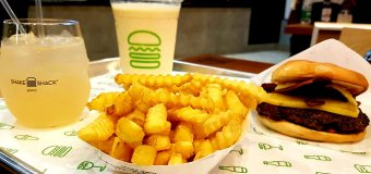 Exciting News – Shake Shack Cambridge Circus opens just in time for a Pre & Post Christmas Shopping bite!