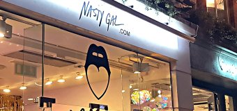 Nasty Gal Fashion Pop Up Shop – Carnaby Street, London – 2nd November – 29th November 2017