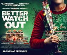 Better Watch Out Film Review – Out in UK Cinemas – Friday 8th December 2017