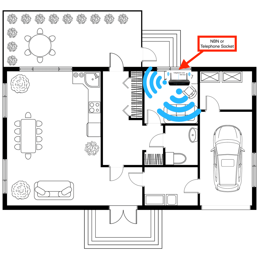 Wireless Smart Wired Home Solutions For Extra Large Homes