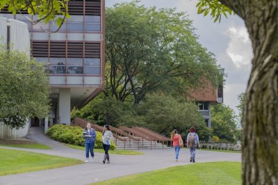 Gannett Center ithaca college
