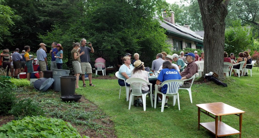 Cook-out at Roger's 035