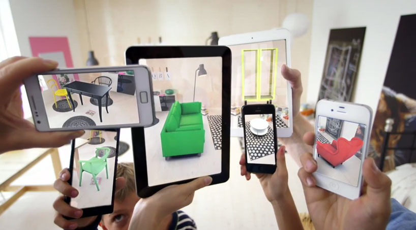 IThappens - augmented reality