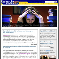 Research Haven (Essay and Research Services)