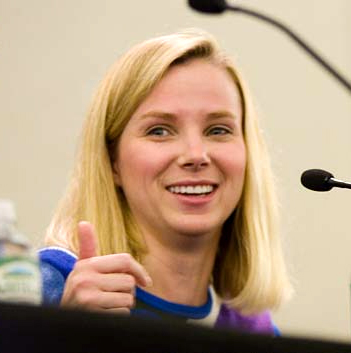 la increible MARISSA MAYER - I THINK SEARCH