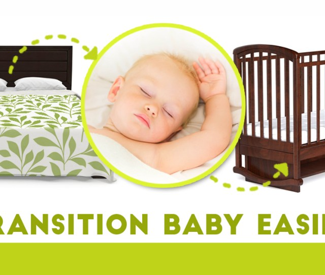 Transitioning Baby From Co Sleeping To Crib It Was Easier Than We Thought No Cry