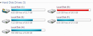 partition hard disk komputer anda
