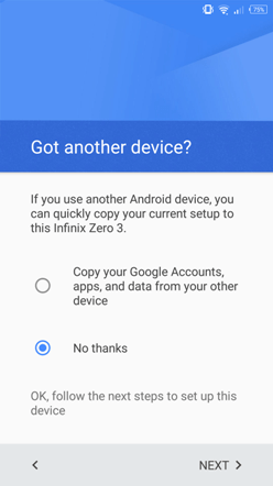 android restore pilih sumber