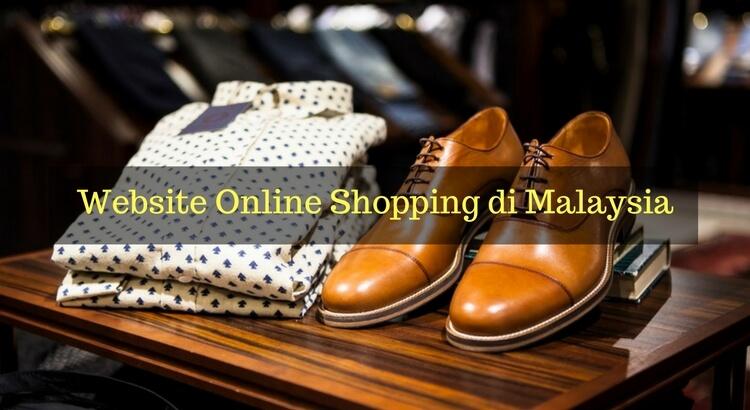 29+ Senarai Laman Web Online Shopping Malaysia 2017