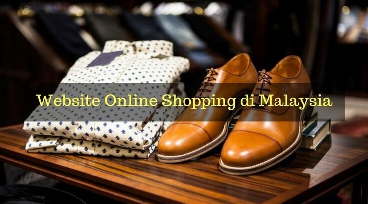 29 Senarai Laman Web Online Shopping Malaysia 2017 Ithmm