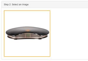 pilih gambar product widget
