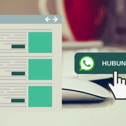 cara buat link whatsapp untuk bisnes