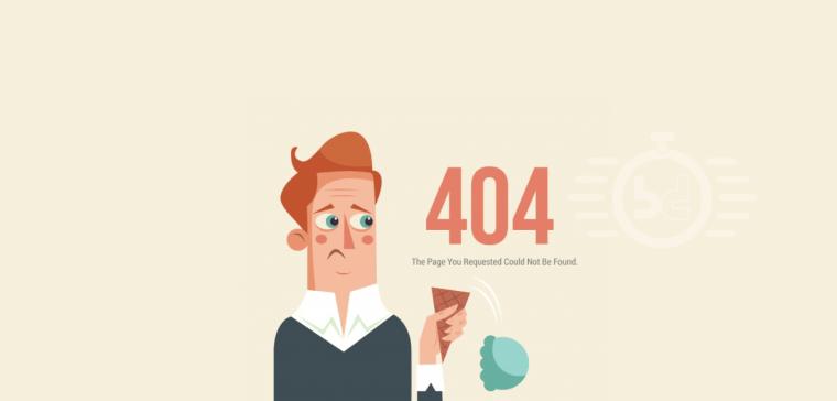 masalah 404 error page not found wordpress